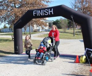 family-at-finish-line